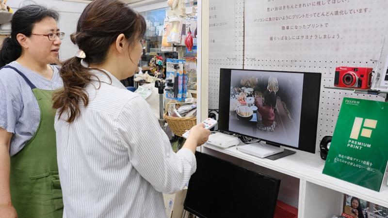 人気写真店オーナーがDVDビデオ取り込みをレポート。「おもドラ」だけの特別な体験とは?